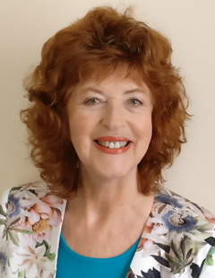 Patricia Meister - Clinical Hypnotherapist